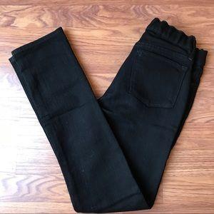 NWOT Girls Old Navy size 12 black skinny jeans